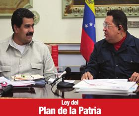 PESTAÑA PLAN DE LA PATRIA