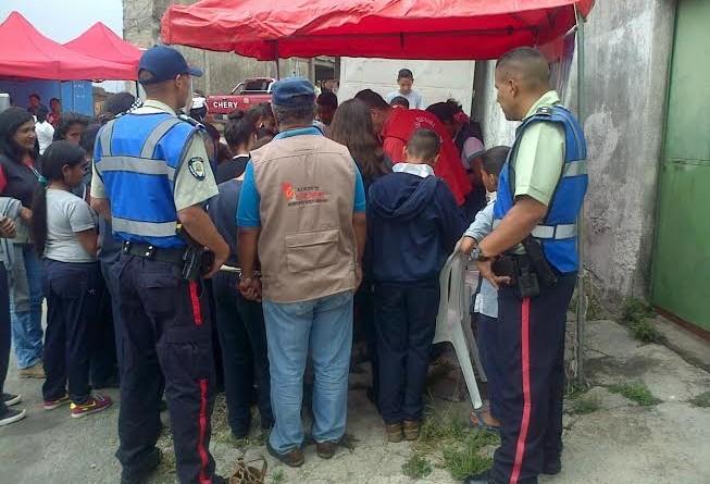 Foto: Policía de Guaicaipuro
