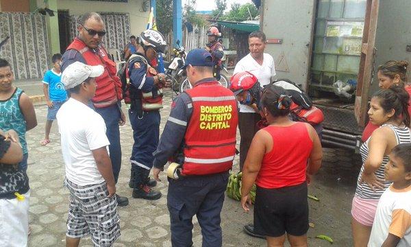 Fotos: Fuerza de Tarea Humanitaria SB