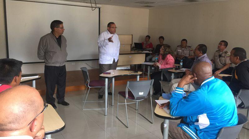 MPPRIJP fortalece acciones de seguridad ciudadana en Ciudad Caribia