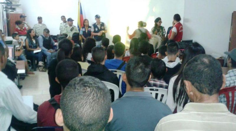 Fotos: DPD Coordinaciones