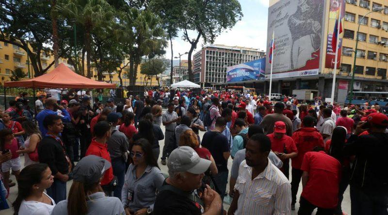Fotos: Aliendaray Oropeza