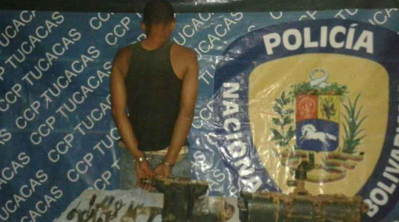 Fotos:CPNB Tucacas