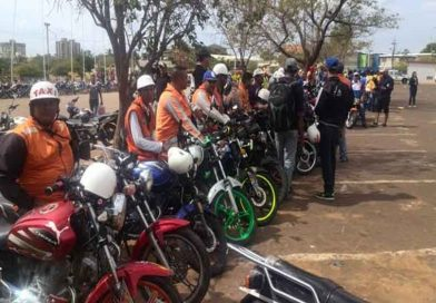 Atendidos más de 500 motorizados en Carabobo en tan solo dos semanas