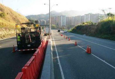 Canal en contraflujo de la Petare – Guarenas estará inhabilitado hasta mediados de septiembre