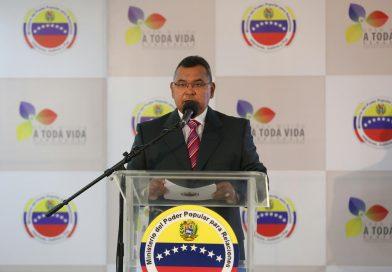 Ministro Reverol devela planes desestabilizadores de extrema derecha venezolana