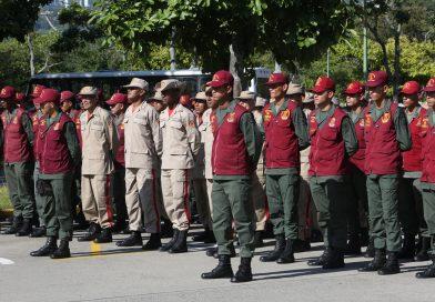 Más de 200 hombres resguardan a visitantes del Parque Generalísimo Francisco de Miranda