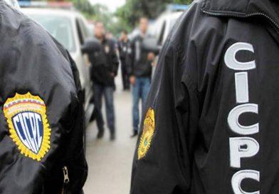 CICPC aprendió un adolescente por homicidio de un hombre en Guárico