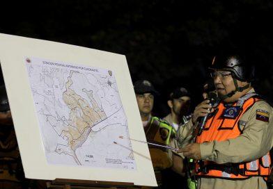 Inicia despliegue especial de seguridad en Antímano