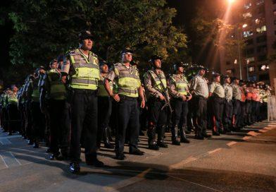 Vecinos de El Valle cuentan con más de 600 funcionarios para su seguridad