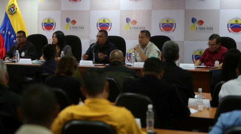 Ministro Reverol establece medidas para activar los ejes de investigación de homicidios