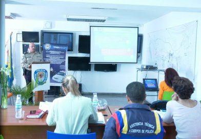 Visipol supervisa proyectos del 6to. Concurso Buenas Prácticas Policiales
