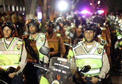 Más de 500 funcionarios de la PNB resguardarán parroquia de San Agustín