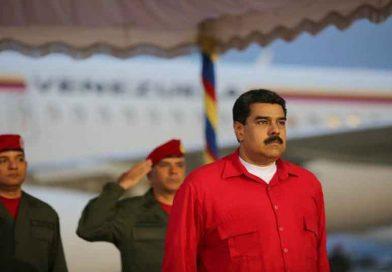 Presidente Maduro arribó a Venezuela luego de exitosa gira internacional