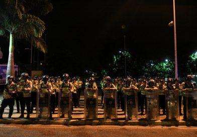 Más de 300 uniformados de organismos de seguridad protegerán habitantes de Montalbán