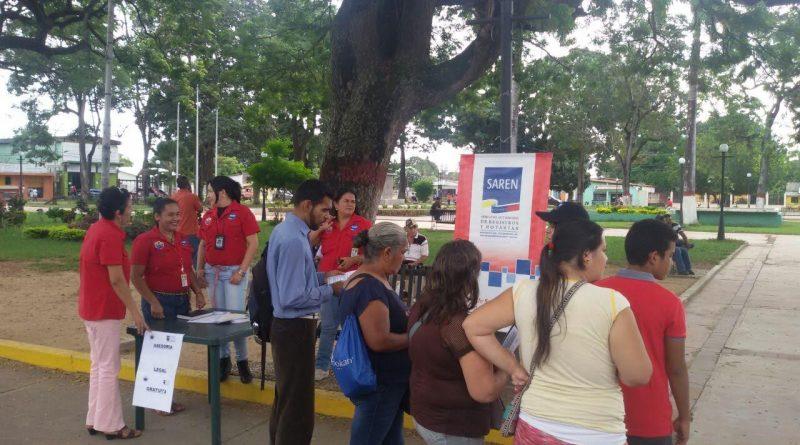 Jornada especial de tribunales móviles atendió al estado Cojedes