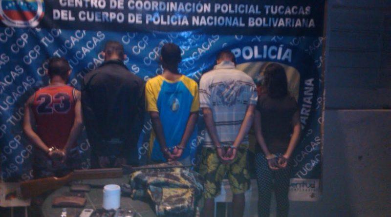 Fotos: Cpnb Falcón