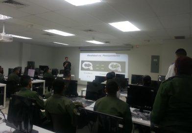 Componentes de la Fanb cumplirán funciones de operadores del VEN 911 Zulia