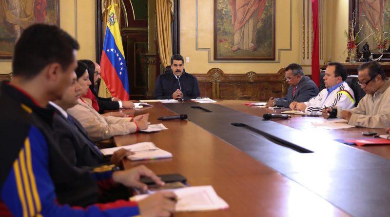 Fotos: Cortesía Miraflores