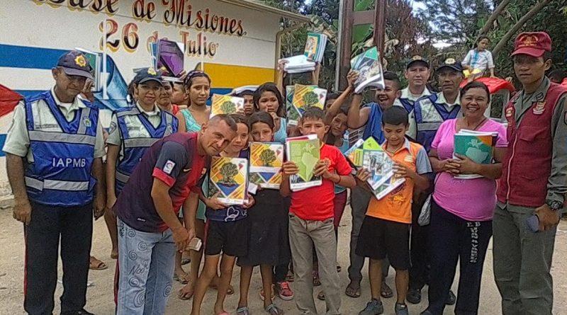 Fotos: Policía Comunal Barinas