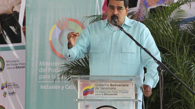 Fotos: Cortesía Prensa Miraflores