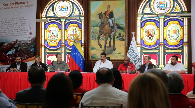 Foto: Cortesía Prensa Miraflores