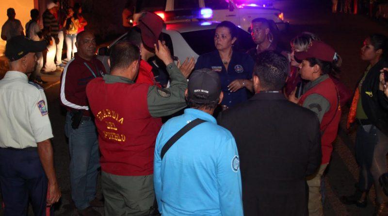 Fotos: Policía Municipal de Maturín