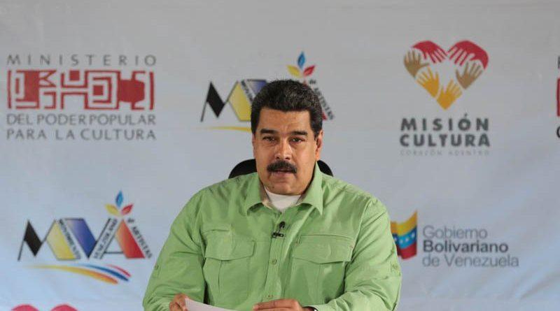 PRESIDENTE NICOLÁS MADURO 1