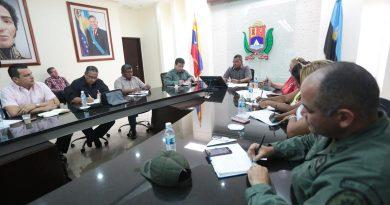 Reunión con el Ministro Reverol en casa del Gobernador del Estado Zulia (6)