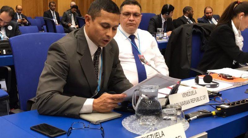Foto: Cortesía Delegación de Venezuela en Austria