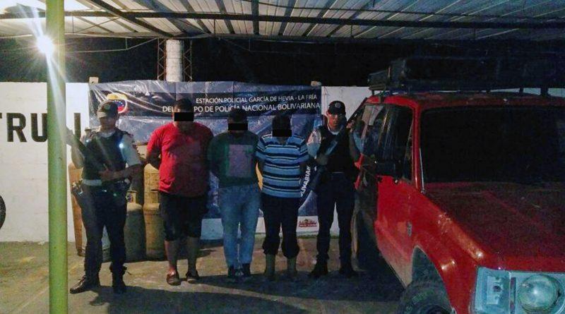 Fotos: Cpnb Táchira
