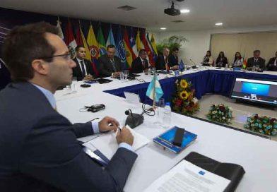 Unasur: Proponen crear Observatorio y Universidad Suramericana de Seguridad Ciudadana