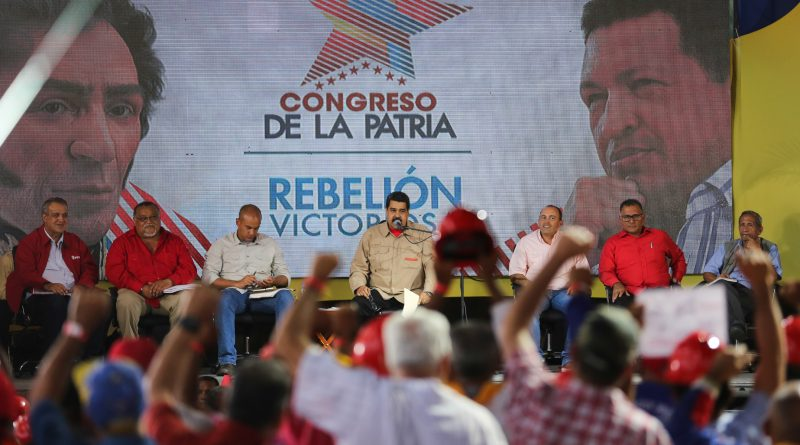 Congreso de la Patria, capítulo Clase Obrera (5)