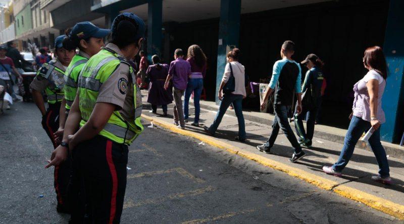 PNB preventivos durante visita de la ciudadanía a la Basílica Santa Teresa