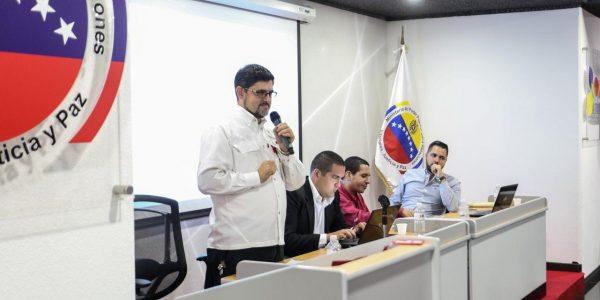 Pablo Fernández, Secretario Ejecutivo CGP 1
