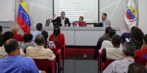 foro La salida de Venezuela de la OEA 1