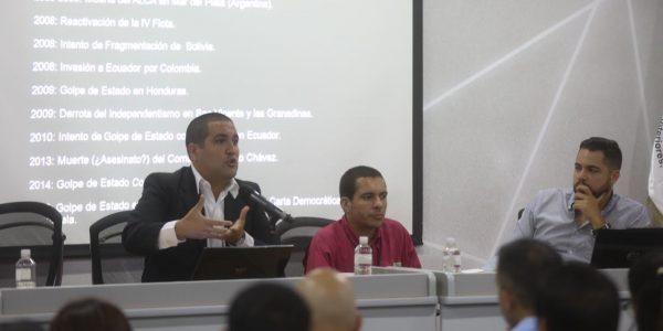 foro La salida de Venezuela de la OEA 2