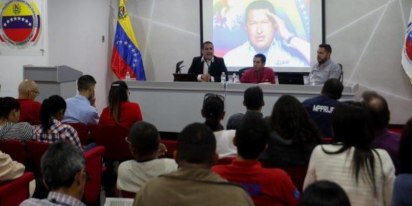 foro La salida de Venezuela de la OEA