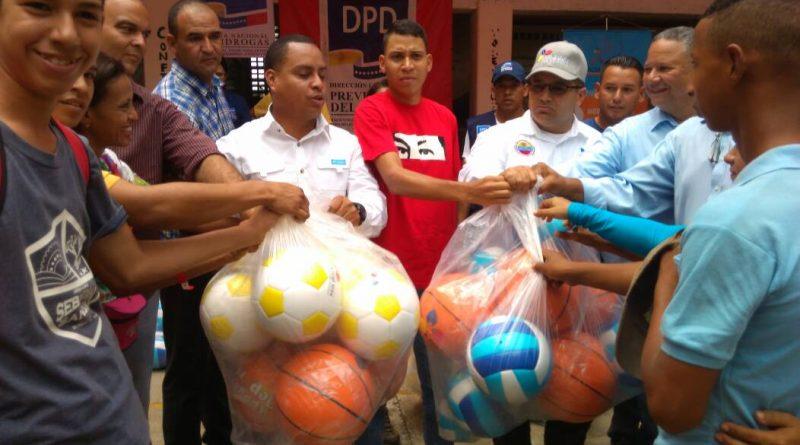 Los núcleos de paz se enmarcan en el primer vértice de la Gran Misión A Toda Vida Venezuela (Gmatvv) Prevención Integral y Convivencia Solidaria.