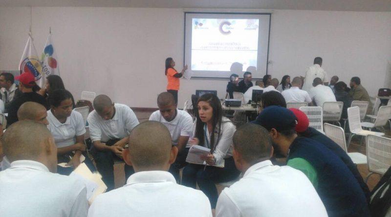 Instalada Asamblea Patriótica Constituyente del estado Miranda (2)