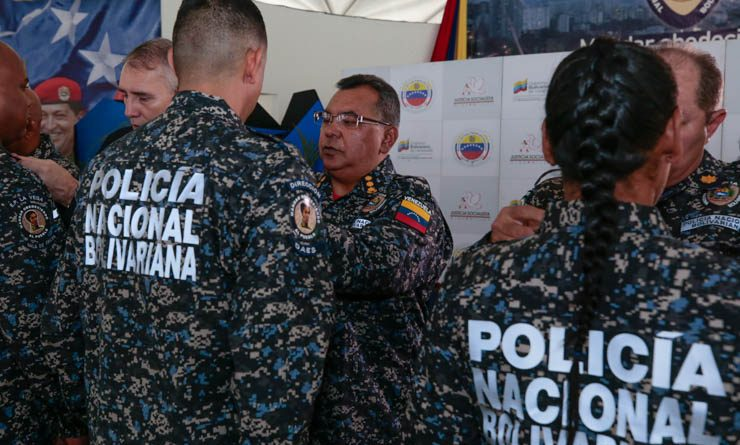Ascendidos 3.704 funcionarios y funcionarias del Cuerpo de Policía Nacional Bolivariana (9)