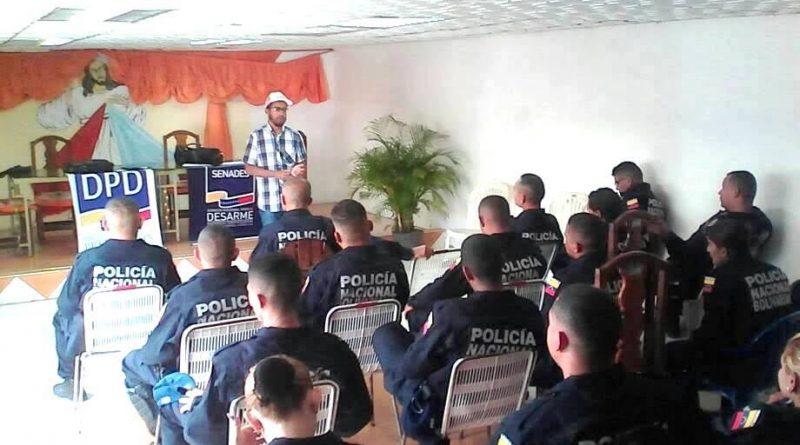 Polinacionales reciben formación sobre resolución pacífica de conflictos (1)