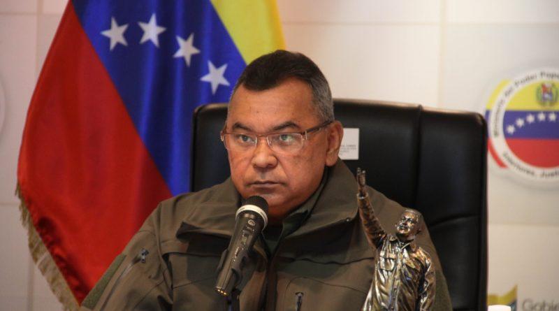 Ministro Reverol 121 personas detenidas y Bs 55 millones incautados por avances ilegales de efectivo-5