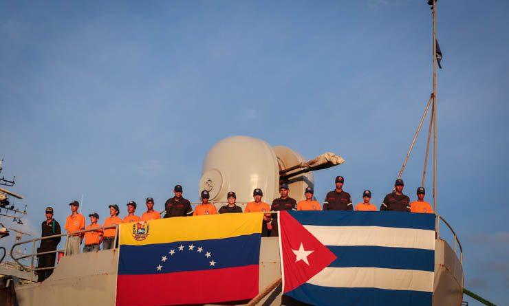 Venezuela envía segunda ayuda humanitaria para isla de Cuba (4)