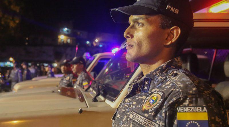 Despliegue de seguridad en Mamera (4)