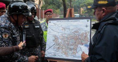 Despliegue de seguridad en parroquia Sucre (5)
