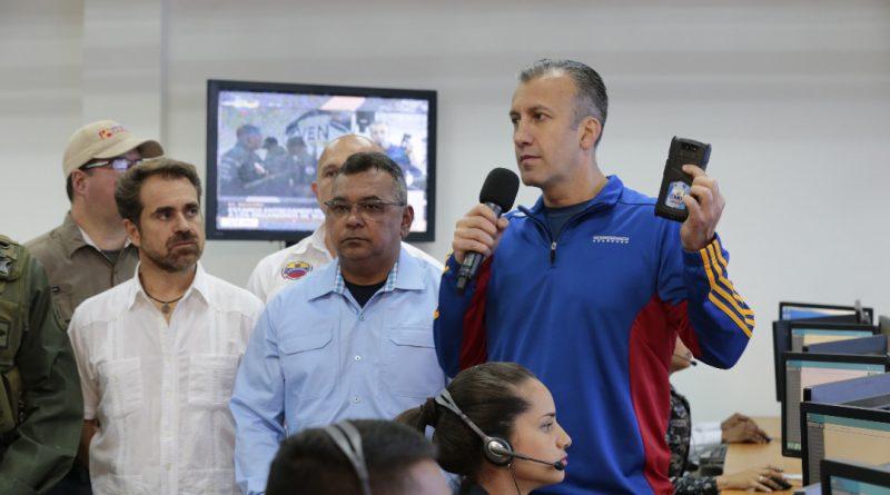 Nuevo VEN 911 en Carabobo cuenta con 273 cámaras de video vigilancia-3