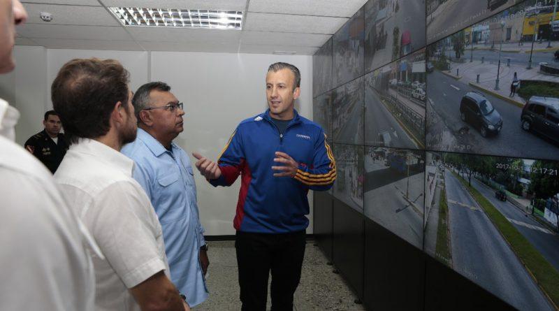 Nuevo VEN 911 en Carabobo cuenta con 273 cámaras de video vigilancia-9