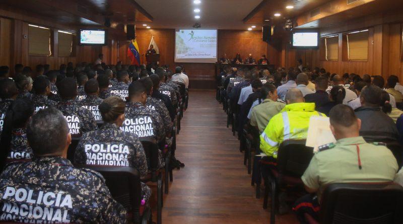 Plan de Formación Intensiva en DDHH para funcionarios de los órganos de seguridad (5)