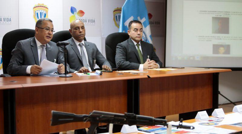 Tres detenidos por secuestro y seis por hurto en Miranda (7)